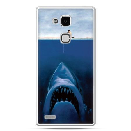 Etui na Huawei Mate 7 złowić rekina