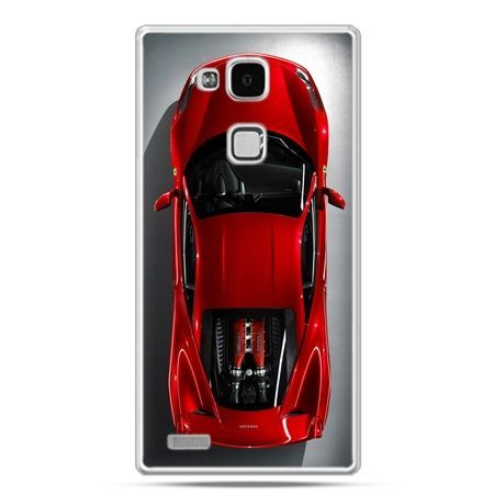 Etui na Huawei Mate 7 czerwone Ferrari