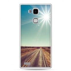 Etui na Huawei Mate 7 słoneczna autostrada