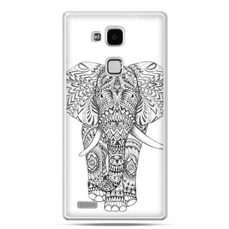 Etui na Huawei Mate 7 Indyjski słoń