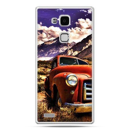 Etui na Huawei Mate 7 retro pick-up