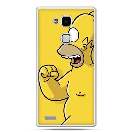 Etui na Huawei Mate 7 Homer Simpson