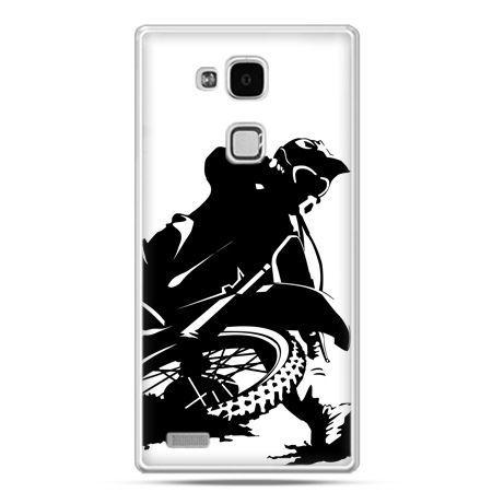 Etui na Huawei Mate 7 motocykl cross