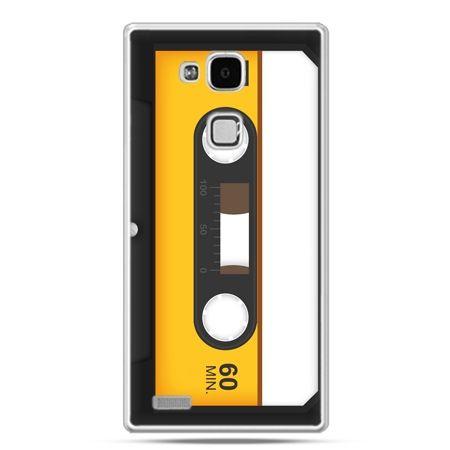 Etui na Huawei Mate 7 kaseta magnetofonowa
