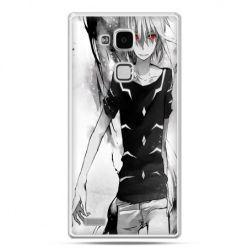 Etui na Huawei Mate 7 Manga boy