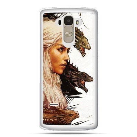 Etui na LG G4 Stylus Gra o Tron Daenerys Targaryen