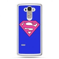 Etui na LG G4 Stylus Supergirl