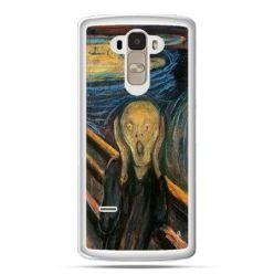 Etui na LG G4 Stylus Krzyk Munka
