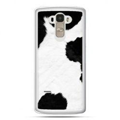 Etui na LG G4 Stylus łaciata krowa