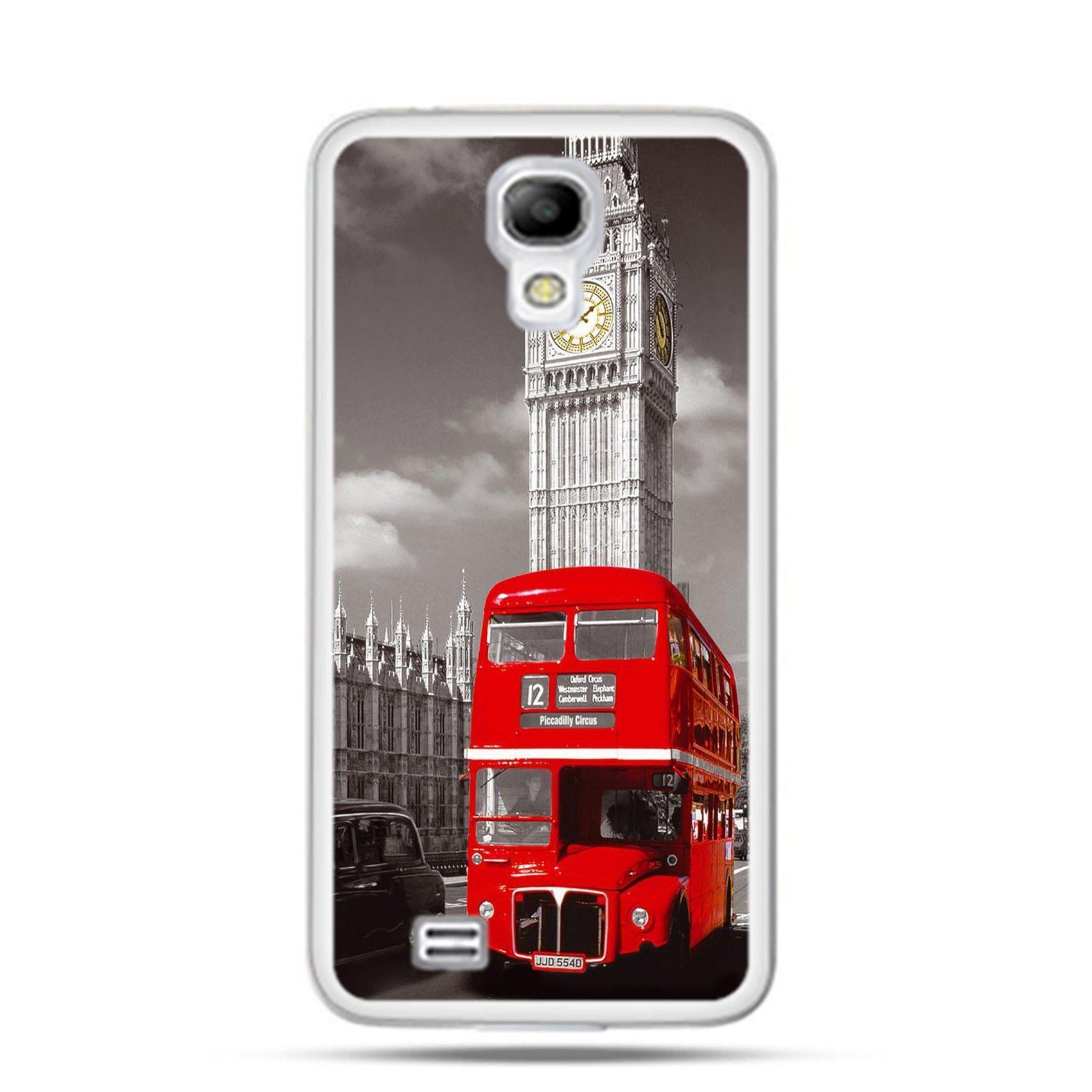 Etui londyński autobus Samsung S4 mini