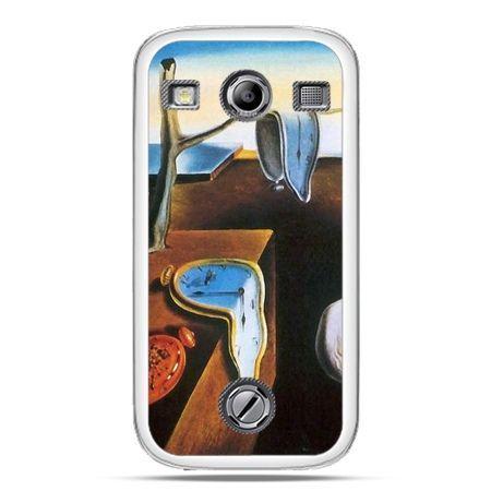 Samsung Xcover 2 etui zegary S.Dali