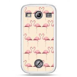 Samsung Xcover 2 etui flamingi