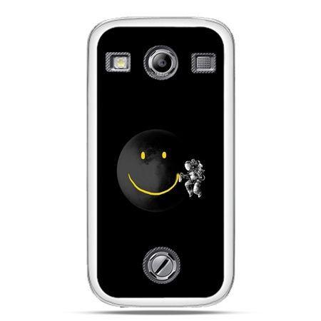 Samsung Xcover 2 etui uśmiechnięta planeta