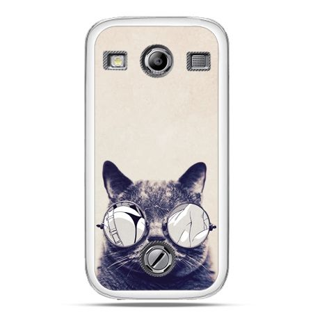Samsung Xcover 2 etui kot w okularach