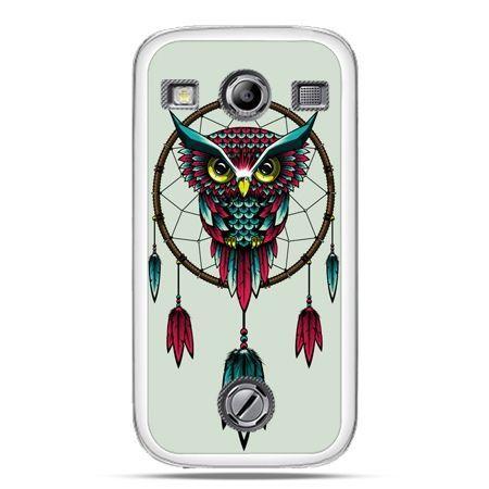 Samsung Xcover 2 etui sowa indiańska