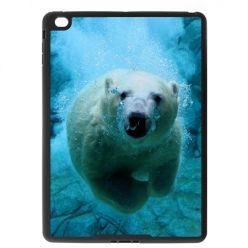 Etui na iPad Air case nurkujący niedzwiedz