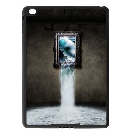 Etui na iPad Air case obraz wodospad