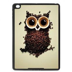 Etui na iPad Air case sowa kawa