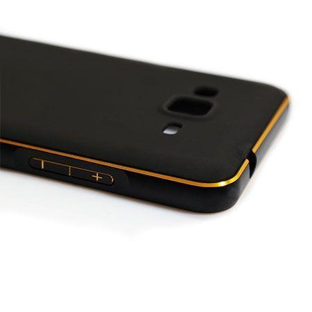 Grand Prime G530 luksusowe etui bumper case czarny. PROMOCJA !!!