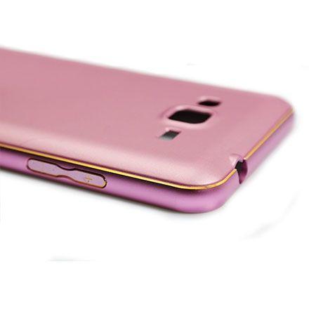 Grand Prime G530 luksusowe etui bumper case różowy. PROMOCJA !!!