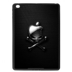 Etui na iPad Air 2 case czaszka logo apple