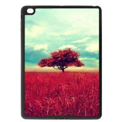 Etui na iPad Air 2 case czerwone drzewo