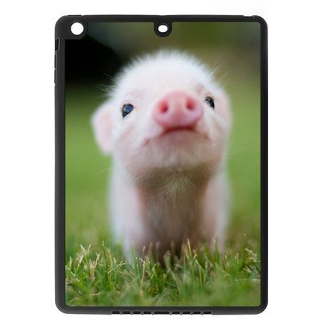 Etui na iPad mini case świnka