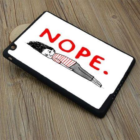 Etui na iPad mini case Nope