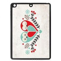 Etui na iPad mini case sowy wycinanka