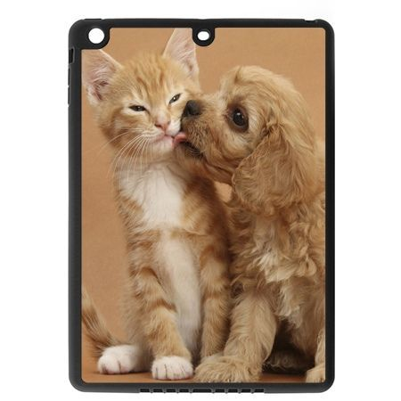 Etui na iPad mini case jak pies z kotem