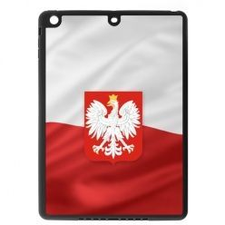 Etui na iPad mini case flaga Polski z godłem