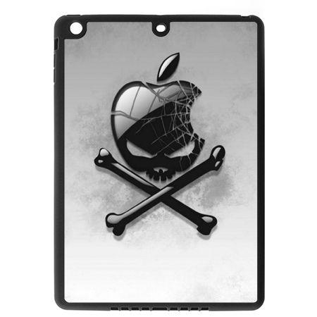 Etui na iPad mini 2 case Logo apple czaszka