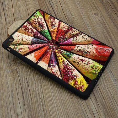 Etui na iPad mini 3 case kolorowe kredki