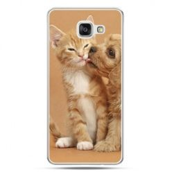 Galaxy A5 (2016) A510, etui na telefon jak pies i kot