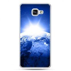 Galaxy A7 (2016) A710, etui na telefon planeta ziemia
