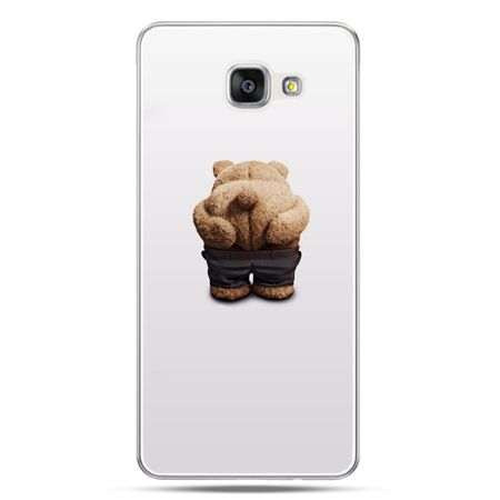 Galaxy A7 (2016) A710, etui na telefon miś Paddington