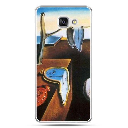Galaxy A7 (2016) A710, etui na telefon zegary S.Dali