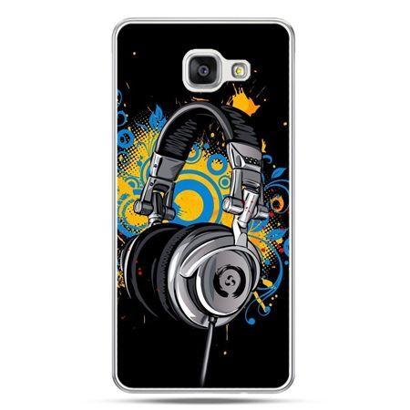 Galaxy A7 (2016) A710, etui na telefon słuchawki