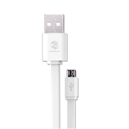 NILLKIN oryginalny kabel Micro USB Samsung 1.2m  biały.