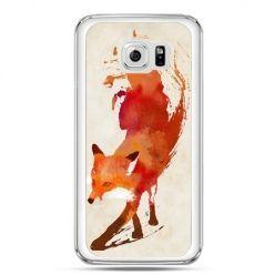 Etui na telefon Galaxy S7 lis watercolor
