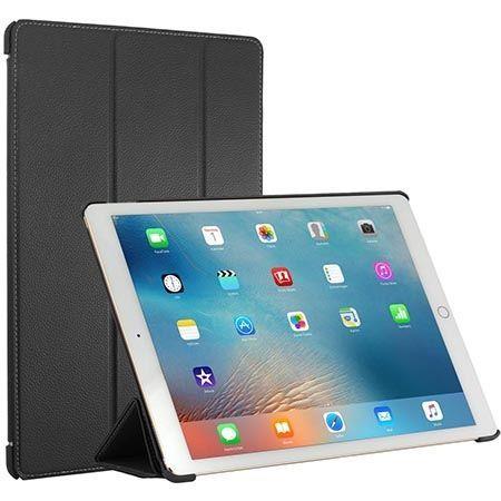 Etui na iPada Pro Stilgut Smart Cover skóra czarne.
