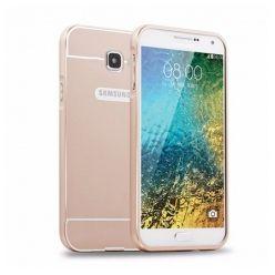 Bumper case na Samsung Galaxy A5 2016r - Złoty