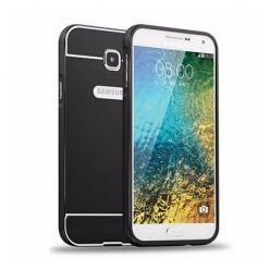 Bumper case na Galaxy A5 2016r - Czarny