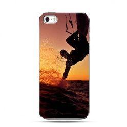 Etui na iPhone 4s / 4 - nocny surfing