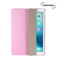 Etui na iPad 3 Silk Smart Cover z klapką - różowe.