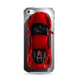 Etui na iPhone 4s / 4 - czerwone ferrari