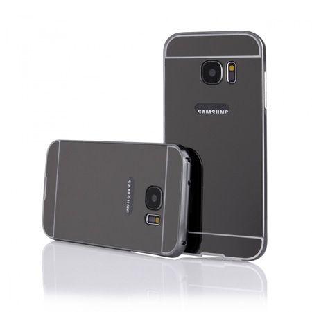 Bumper case na Galaxy S7 - Czarny