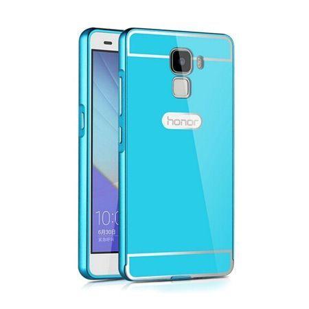 Bumper case na Huawei Honor 7 - Niebieski PROMOCJA !!!