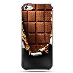 iPhone 5c etui na telefon czekolada.