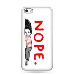 iPhone 6 etui na telefon Nope